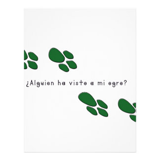 Papel Timbrado Espanhol-Ogre