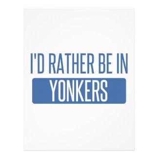 Papel Timbrado Eu preferencialmente estaria em Yonkers