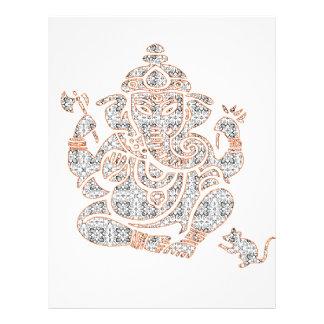 Papel Timbrado Força de Ganesh
