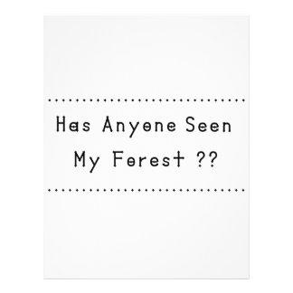 Papel Timbrado Forrest