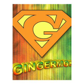 Papel Timbrado Gingermon