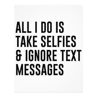 Papel Timbrado Ignore textos