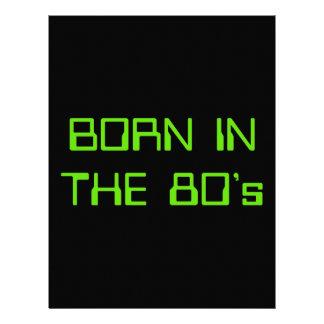 Papel Timbrado Nascer no anos 80
