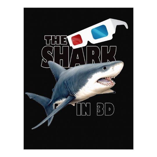 Papel Timbrado O filme do tubarão