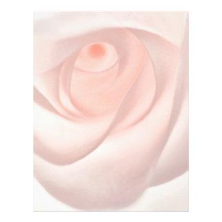 Papel Timbrado Olho do rosa do rosa