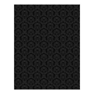 Papel Timbrado Papel escuro do artesanato do álbum de recortes do