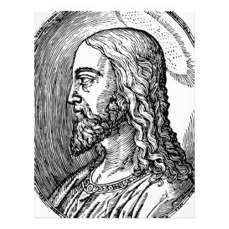 Papel Timbrado Perfil do Jesus Cristo
