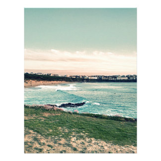 Papel Timbrado Praia Newquay de Great Western