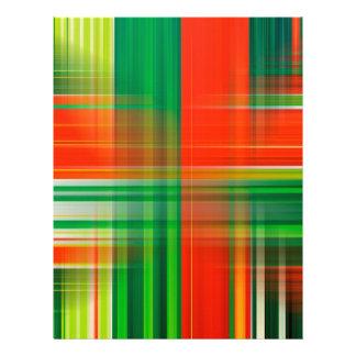 Papel Timbrado verde da estrutura da textura do fundo