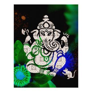 Papel Timbrado Zen Ganesh