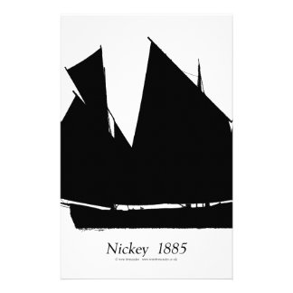 Papelaria 1885 Nickey Manx - fernandes tony