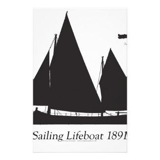 Papelaria 1891 barcos salva-vidas de navigação - fernandes