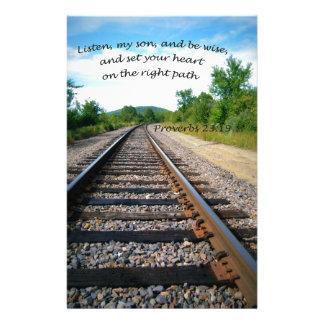 Papelaria 23:19 dos provérbio