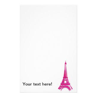 Papelaria 3d torre Eiffel, clipart de France