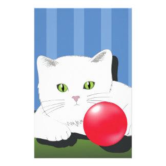 Papelaria 63White Cat_rasterized
