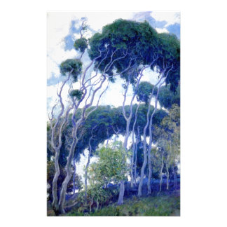 Papelaria A cara aumentou - eucalipto de Laguna - obra-prima