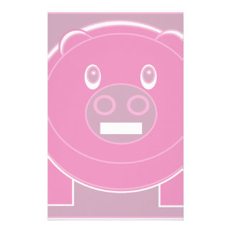 Papelaria A forma fez o porco