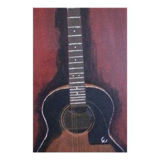 Papelaria A guitarra de Ryan