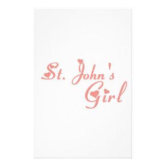 Papelaria A menina de St John