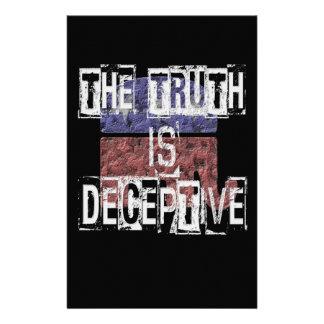 Papelaria A verdade é 1 decepcionante