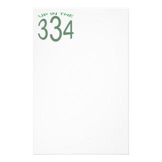 PAPELARIA ACIMA DE DENTRO 334 (VERDE)