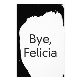 Papelaria adeus Felicia