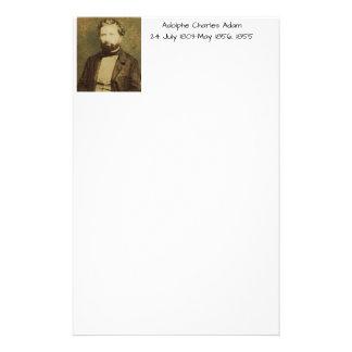 Papelaria Adolfo Charles Adam, 1855