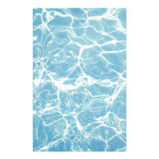 Papelaria Água da piscina, piscina, natação, verão