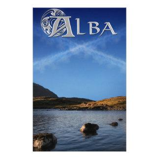 Papelaria Alba, Scotland, Caledonia