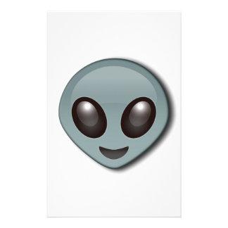 Papelaria Alienígena Eyed inseto