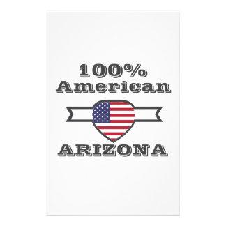 Papelaria Americano de 100%, arizona