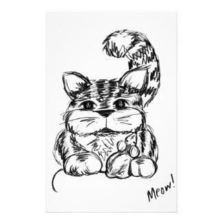 Papelaria Amigos improváveis gato e rato