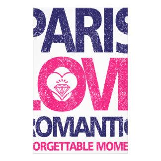 Papelaria amor de Paris