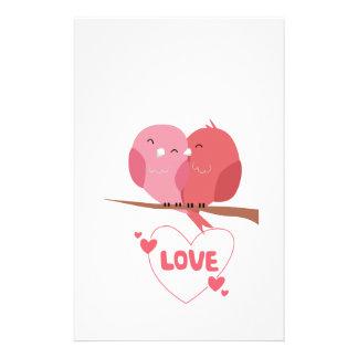 Papelaria Amor do pássaro