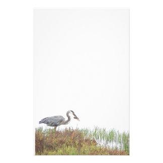 Papelaria Animais dos animais selvagens dos pássaros da
