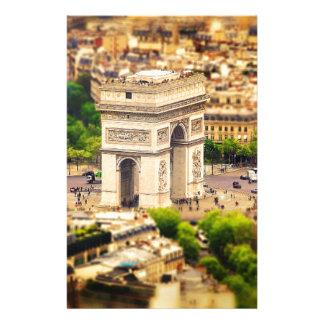 Papelaria Arco do Triunfo de l'Étoile, Paris, France