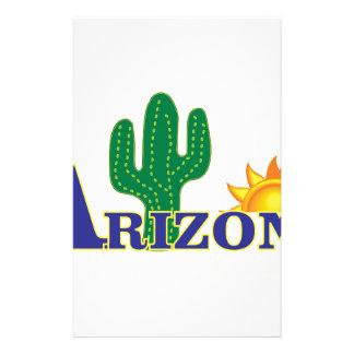 Papelaria arizona azul