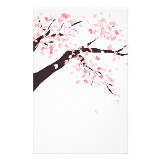 Papelaria Árvore de cereja