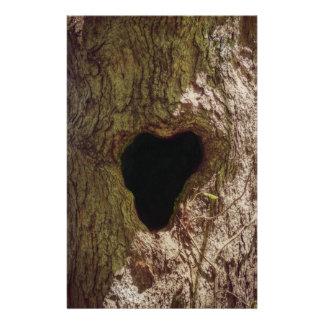 Papelaria Árvore do coração