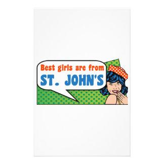 Papelaria As melhores meninas são de St John