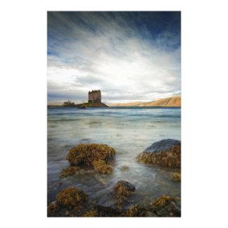 Papelaria Assediador do castelo, Scotland