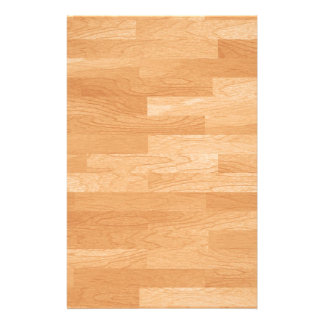 Papelaria Assoalho da madeira do basquetebol
