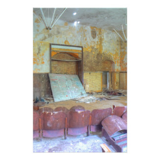 Papelaria Auditório 01,0, lugares perdidos, Beelitz