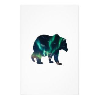 Papelaria Aurora boreal