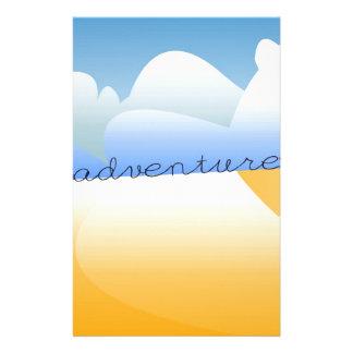 Papelaria aventura no deserto