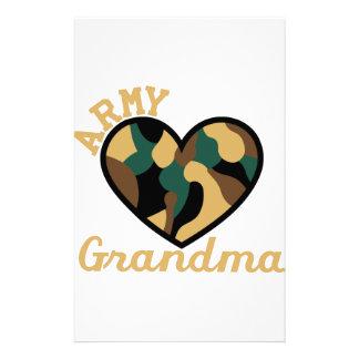 Papelaria Avó do exército