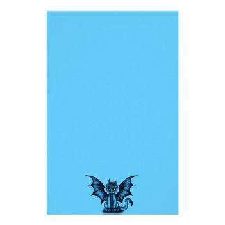 Papelaria Azul de Dragonbaby