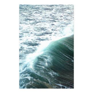 Papelaria Azul de Oceano Pacífico