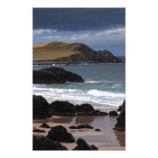 Papelaria Baía de Sango, Sutherland, Scotland