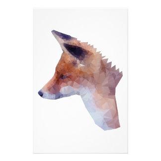 Papelaria Baixo Fox poli